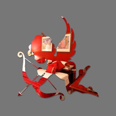 Espelho Decorativo Cupido