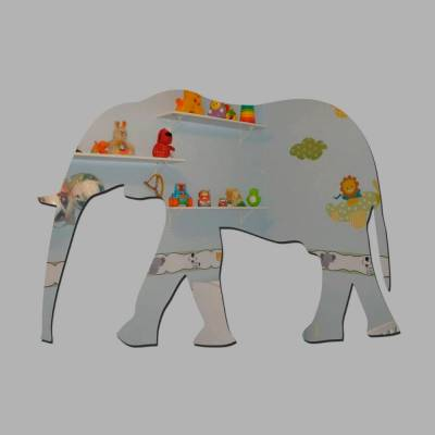 Espelho Decorativo Elefante