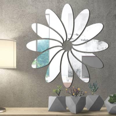 Espelho Decorativo Floral