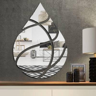 Espelho Decorativo Gota De Agua