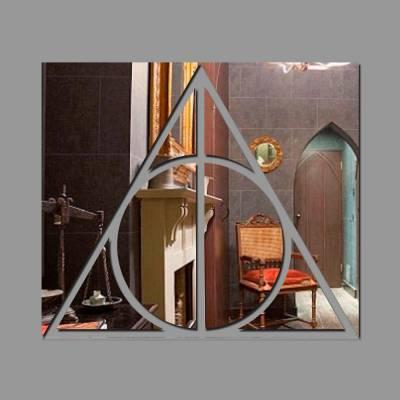Espelho Decorativo Harry Potter