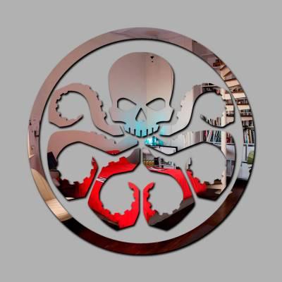 Espelho Decorativo Hydra