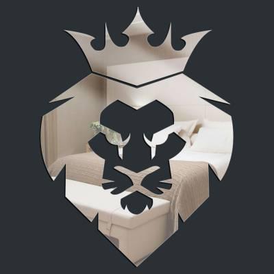Espelho Decorativo Rei Leão