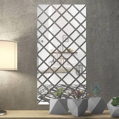 Espelho Decorativo Listrado 01