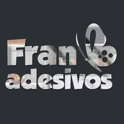 Espelho Decorativo Logo da Sua Empresa