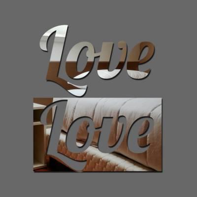 Espelho Decorativo Love Love