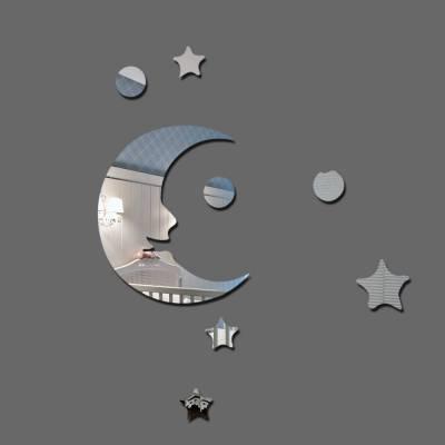 Espelho Decorativo Lua