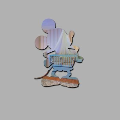 Espelho Decorativo Mickey