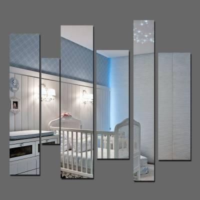 Espelho Decorativo Retângulo