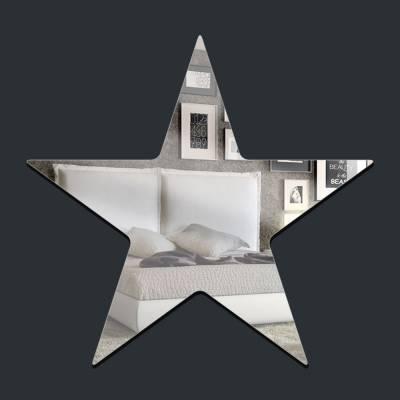 Espelho Decorativo Estrela
