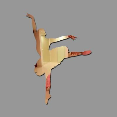 Espelho Decorativo Bailarina