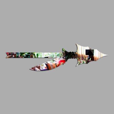 Espelho Decorativo Flecha