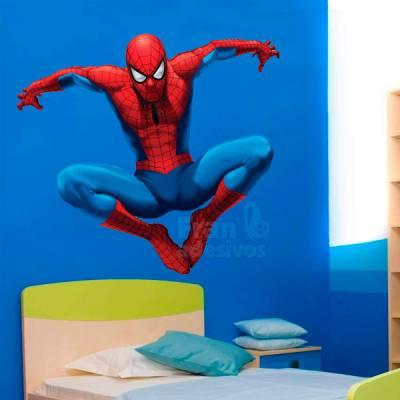 Adesivo de Parede Homem Aranha Modelo 3