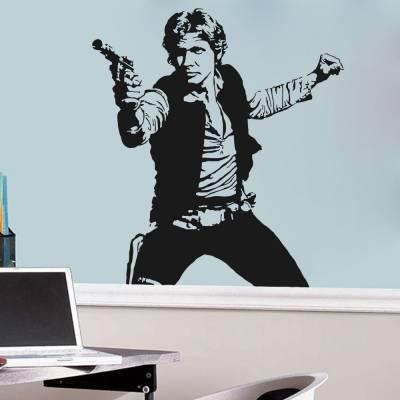 Adesivo de Parede Harrison Ford