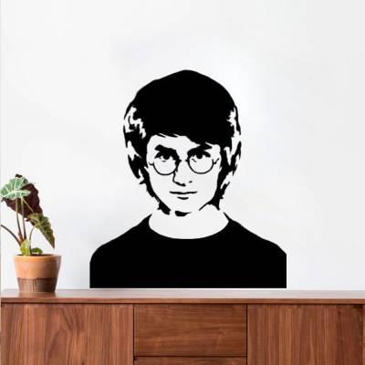 Adesivo De Parede Harry Potter