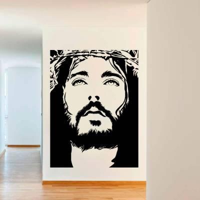 Adesivo de Parede Jesus Cristo Nosso Rei