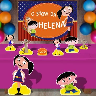 Kit Para Festa Totem E Banner O Show Da Luna