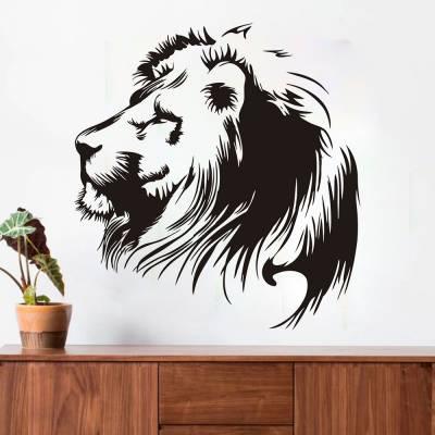 Adesivo de Parede Leão