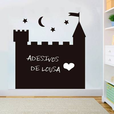 Adesivo De Lousa Castelo 3
