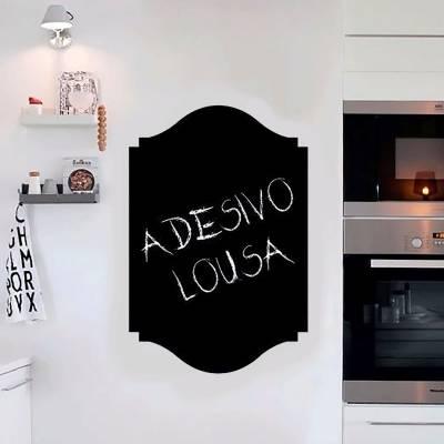 Adesivo De Lousa Cozinha