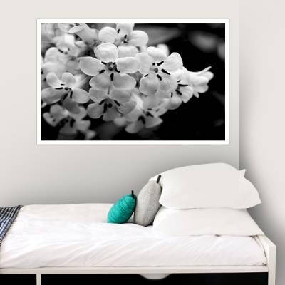 Painel Adesivo Para Parede Floral Modelo 3