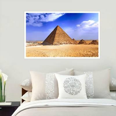 Painel Adesivo Para Parede Piramides do Egito