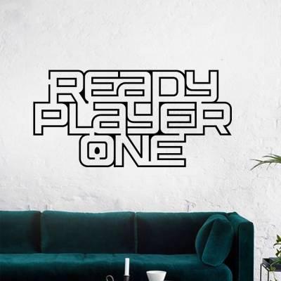 Adesivo De Parede Ready Player One