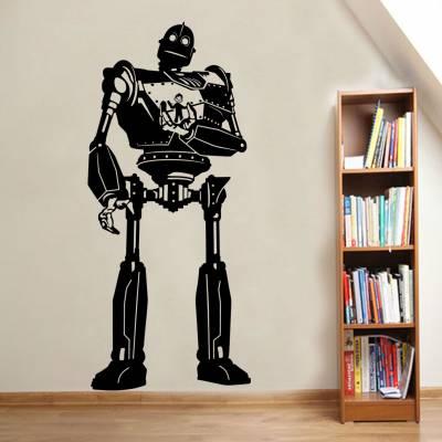 Adesivo De Parede Robo Gigante
