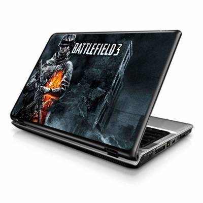 Adesivo Skin para Notebook / Netbook games battlefield