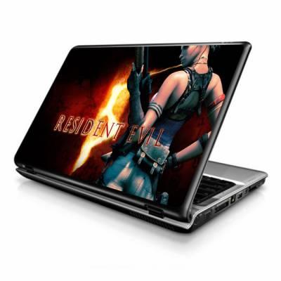 Adesivo Skin para Notebook / Netbook games resident evil