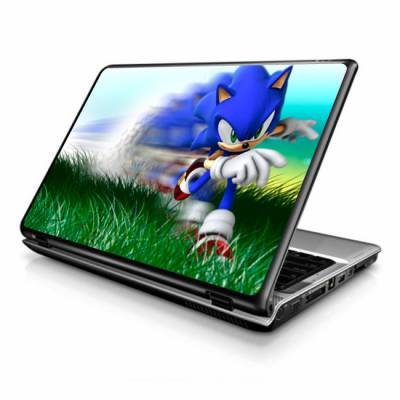 Adesivo Skin para Notebook / Netbook games sonic