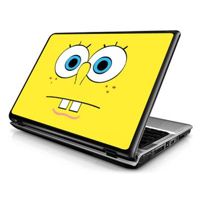 Adesivo Skin para Notebook /Netbook Bob Esponja Modelo 2