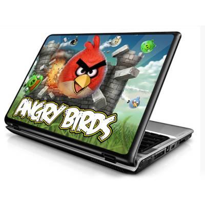Adesivo Skin para Notebook / Netbook Games Angry Birds 4