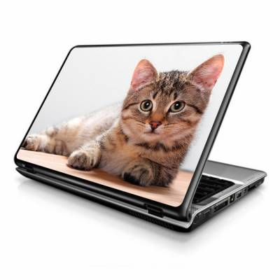 Adesivo Skin para Notebook / Netbook gato 13