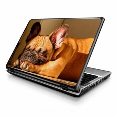 Adesivo Skin para Notebook / Netbook cachorro 11
