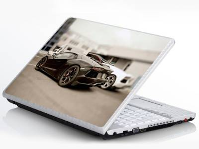 Adesivo Skin para Notebook / Netbook Carro Lamborghini