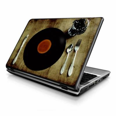 Adesivo Skin para Notebook / Netbook musica disco