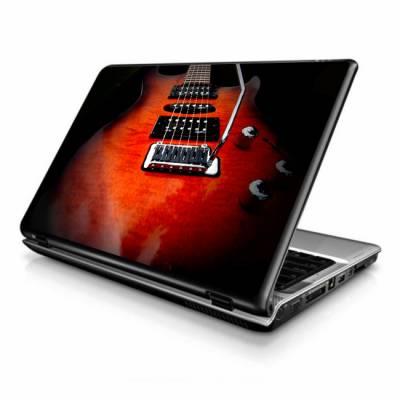 Adesivo Skin para Notebook / Netbook musica guitarra 1