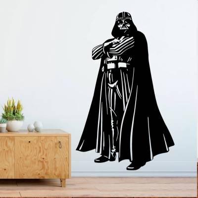 Adesivo de Parede Darth Vader Star Wars