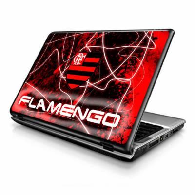 Adesivo Skin para Notebook flamengo 2
