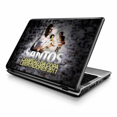 Adesivo Skin para Notebook santos 1