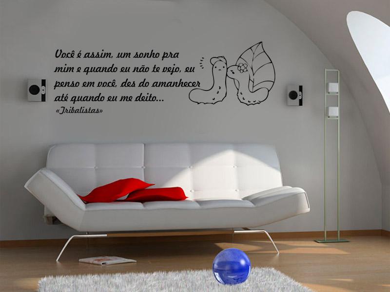 Papel De Parede Para Quarto Frases ~ adesivo de parede frases para parede jpg