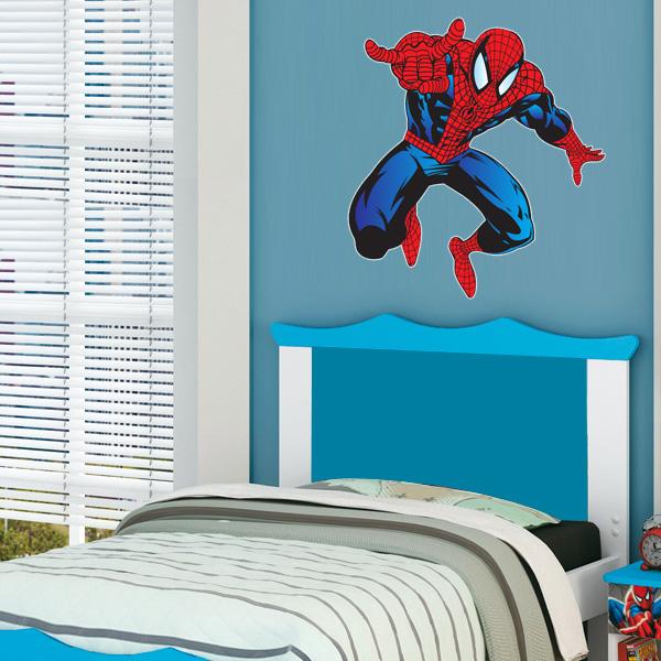 Adesivo de Parede Homem Aranha Modelo 6