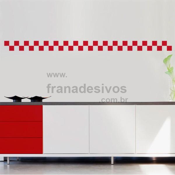 a42da7891 Adesivo Decorativo - Faixa Modelo 4
